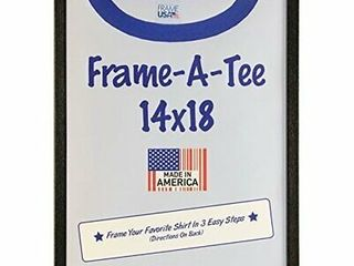 Frame A Tee 14x18