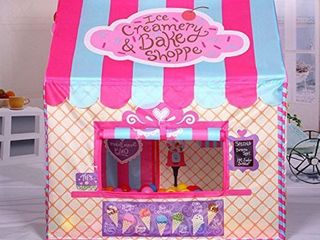 Kids City Toys Kids Play Tent  Ice Cream Shop