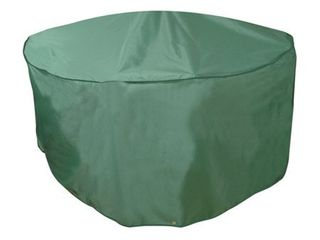 Bosmere C520 Round Table and Chairs Cover   74 diam  in    light Green