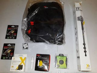 Assorted Camera Accessory Pack
