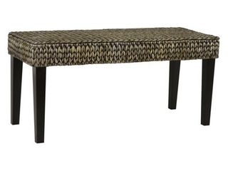 Gallerie Decor Bali Breeze Entryway Bench