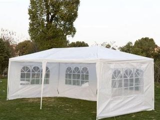 10x20/30 ft Upgrade Spiral Interface Wedding Party Canopy Tent- Retail:$119.49