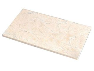 "Creative Home Champagne Marble 12"" x 18"" Pastry Board"