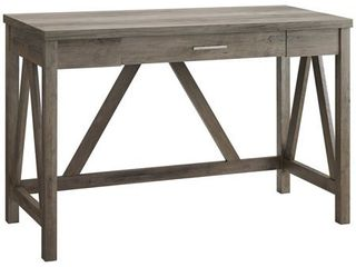 "46"" A-Frame Desk - Grey Wash"