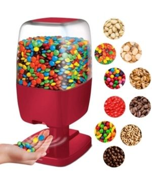 Sharper Image Candy Dispenser Automatic Square