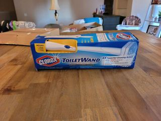 Clorox ToiletWand  Disposable Toilet Cleaning System  6 Disinfecting Toilet Wand Refill Heads