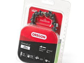 Oregon J64 ControlCut 15-Inch Chainsaw Chain, Fits Husqvarna, Dolmar, Jonsered