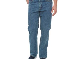 Lee Men's Regular Fit Straight Leg Jean, Wylie, 34W x 34L