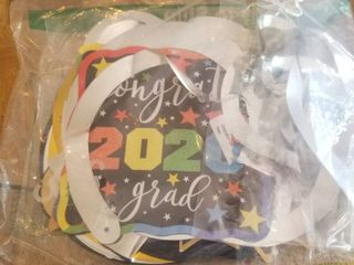 Graduation Hanging Decorations Swirls Kit   Big Pack of 33   Beautiful Hanging Ceiling and Door Decoration for Graduation Party Supplies 2020   Graduation Decorations for High School Prom Grad Party