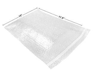 50 Bubble Out Bags 15x17 5     8 Wrap Pouches Envelopes Self Sealing