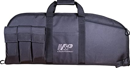 M P by Smith   Wesson Duty Series Gun Case Padded Tactical Rifle Bag for Hunting Shooting Range Sports Storage and Transport