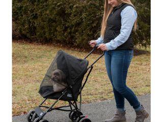 Travel lite Pet Stroller Color Black