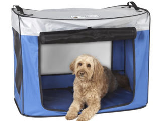 Cooler Dog Pup up Shade Oasis   large