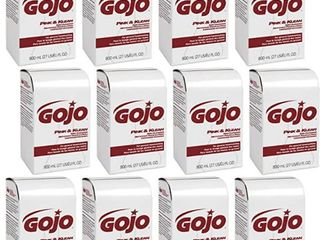 Case of 12 Gojo Pink Klean Handsoap