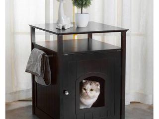 zoovilla Cat Washroom litter Box Cover