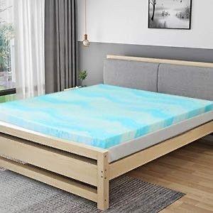 Polar Sleep Full size 3 inch Memory Foam Bed Topper