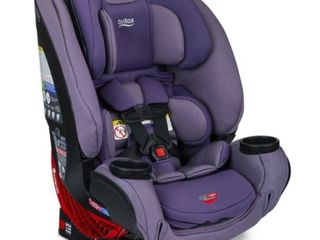 Britax One4life Clicktight All in One Convertible Car Seat   Plum  Safewash