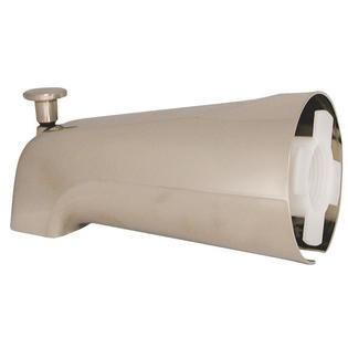 Danco 9D00089249 Universal Diverter Spout  Brushed Nickel