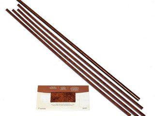 Fasade Backsplash Accessory Kit Moonstone Copper