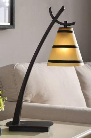 Carbon loft Edmund Oil Rubbed Bronze 1 light Table lamp Retail   79 98