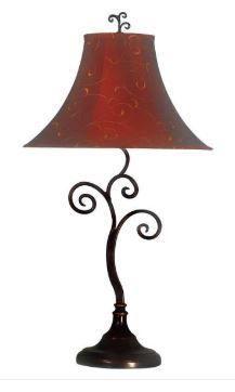 KenroyHome 30 1 4  x 16  Table lamp