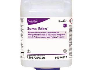 Diversey Suma EdenTM MC D4 5  liquid  64 oz  4 per carton  DVO94374827