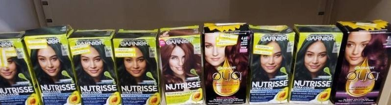 lot of Hair Dyes