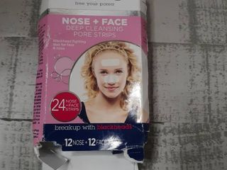 Biore Nose   Face Deep Cleansing Pore Strips   24ct