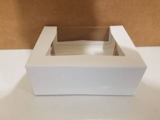 BOX OF SMALL TO-GO BOXES