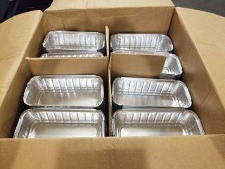 BOX OF 3lB lOAF PANS