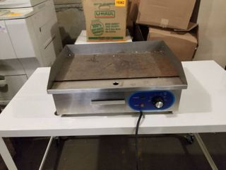 Flat Top Grille Griddle