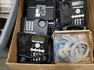 lot of Avaya Office Phones