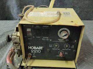 HOBART 2210 WElDER