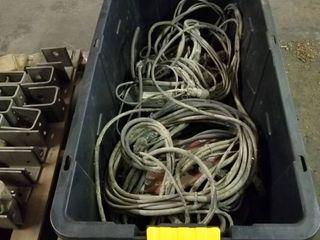 BOX OF TIG   MIG WANDS