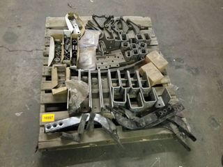 Pallet of Commercial and industrial parts