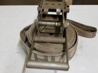 liftAll Ratchet and Heavy Duty Strap