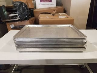 lOT OF COOKIE SHEETS