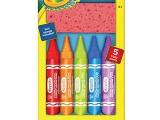 Crayola Bath And Body Gift Set   Trial Size   5 fl oz 5ct