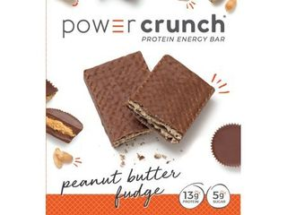 PROTEIN ENERGY BAR PEANUT BUTTER FUDGE, PEANUT BUTTER FUDGE Exp 11/21 Retail $11.99