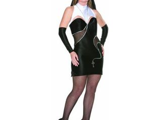 Delicious OMG! Costume, Black/White, X-Small