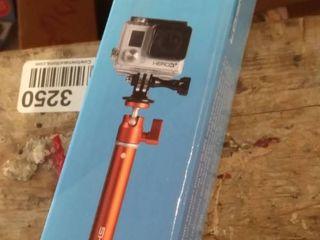 Shinoda Aluminium Orange Camera Holder