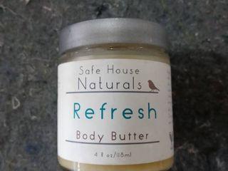 Whipped Shea body butter