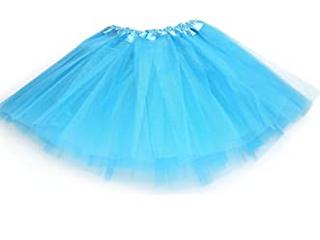 """Anleolife 12"""" Ballet tutu blue"""