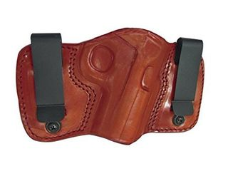 Tagua DCH 1108 Dual Clip Holster  Walther P99  Brown  left Hand