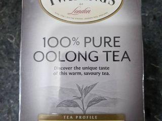 6 boxes of 100% Pure Oolong Tea