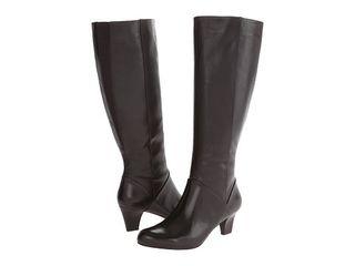 Trotters Women's Posh Harness Boot,Dark Brown,5 M US