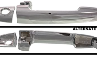 exterior door handle front left or right with APDTY auto parts 92061