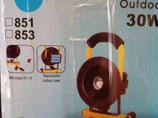 new portable 360 C2 lED flood light outdoor 30 watt