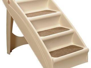 PetSafe CozyUp Folding Dog Stairs  16 25 l x 5 50 W x 31 50 H
