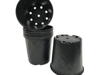 Viagrow 2 gallon Round Nursery Pot  8 pack